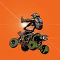 Quad Rider Series by Geraldine Scull
