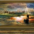Quadro Nel Museo Del Surrealismo by Desislava Draganova