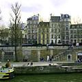 Quai De Seine by Hans Jankowski
