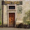 Quaint Italian Trattoria by Alexandre Rotenberg