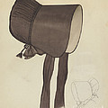 Quaker Bonnet by American 20th Century