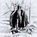 Quaker Pilgrim by Bill Cannon