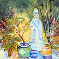 Quan Yin Garden by Caroline Patrick