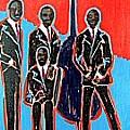 Quartet by Elizabeth Brightwell