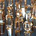 Quartz Crystal Collection by Tom Janca