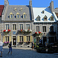 Quebec City 54 by Ron Kandt