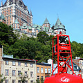 Quebec City 57 by Ron Kandt
