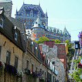 Quebec City 61 by Ron Kandt