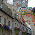 Quebec City 67 by Ron Kandt