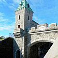 Quebec City 72 by Ron Kandt