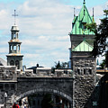 Quebec City 81 by Ron Kandt