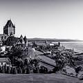 Quebec City by Chris Bordeleau