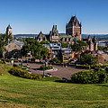 Quebec City Panorama by Chris Bordeleau