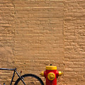 Quebec Hydrant by Art Ferrier