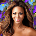Queen Beyonce by Karen Showell