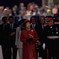 Queen Elizabeth And Duke Of Edinburgh by Travel Pics