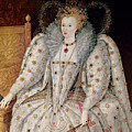 Queen Elizabeth I Of England And Ireland by Anonymous