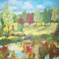 Queen Elizabeth Park by Loren Lee