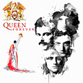 Queen Forever Remix II by Don Kuing