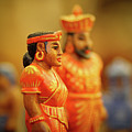 Queen  King by Dhanushka Bandara
