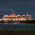 Queen Mary Two by Steve Sahm