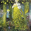 Queen Of Quinces by Annael Anelia Pavlova