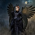Queen Raven by G Berry