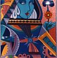 Queen by Richard Laeton