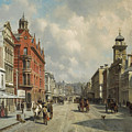 Queen Street, Aukland by Jacques Caraban