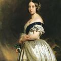 Queen Victoria by Franz Xaver Winterhalter