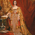 Queen Victoria Taking The Coronation Oath 28 June 1838 by George Hayter