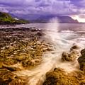 Queen's Bath Princeville Kauai 2015 by Lawrence Knutsson