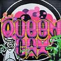 Queens Cat Mural by Jack Riordan