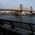 Queensboro Bridge, Nyc by Soon Ming Tsang