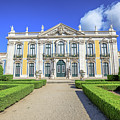 Queluz National Palace by Benny Marty