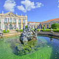 Queluz National Palace Sintra by Benny Marty