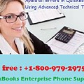 Quickbooks Enterprise Support To Help You Use A Flawless Accounting Program by Jenima Den