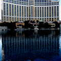Quiet Bellagio by David Bearden