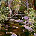 Quiet Brook by Nancy Griswold
