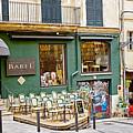 Quiet Cafes In Palma Majorca Spain   by Richard Rosenshein