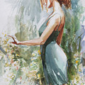 Quiet Contemplation by Steve Henderson