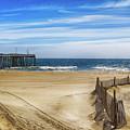 Quiet Day On The Beach by Dawn Gari
