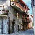 Quiet In Almenno San Salvatore by Jeffrey Kolker