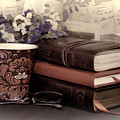 Quiet Reading Time by Pamela Walton