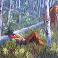 Quiet Siesta by Debra Mickelson