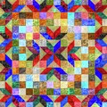 Quilt Pattern No. 1 by Paul Lindner