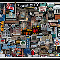 Quincy, Il Collage by Toni Taylor