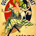 Quinquina Dubonnet Aperitif 1895 by Padre Art