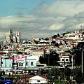 Quito by Kathy McClure