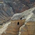 Qumran Cave by Javier Flores